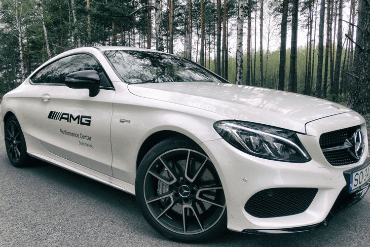 TEST: Mercedes C43 AMG 3.0 V6 BiTurbo Coupe [ 2017 ]