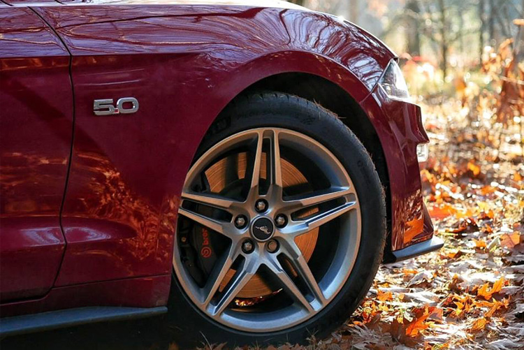 TEST: Ford Mustang GT 5.0 V8 [ 2018 ]